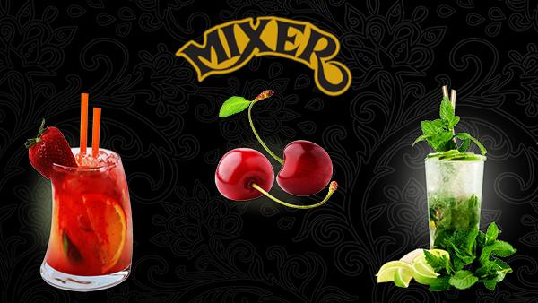 Γνωρίστε τη Mixer Cocktails
