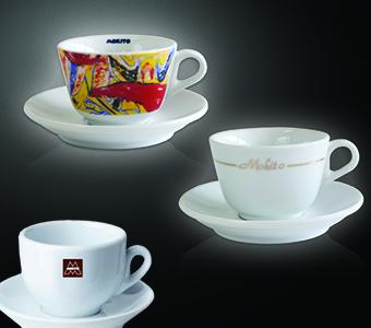 Mokito Cappuccino Cups