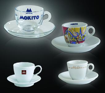 Mokito Espresso Cups